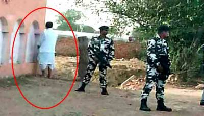 Video of Indian politician peeing in public goes viral