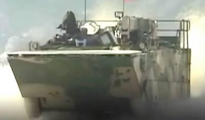 China unveils World's fastest amphibious assault vehicle