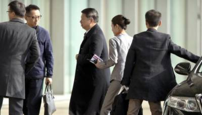 Chinese envoy ends North Korea trip