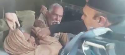 Elderly couple seeking justice tortured by police in Multan