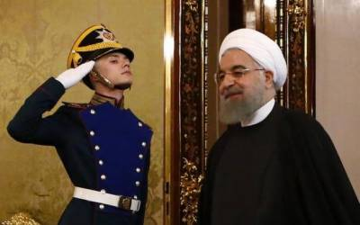 Iranian President declares end of ISIS