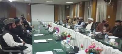 Islamabad sit-in: committee formed to find solution to issue