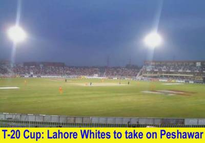 Lahore Whites to face Peshawar in National T-20 Cup Today