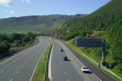 NHA higways and motorways under construction to improve east-west conenctivity