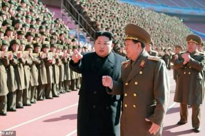 North Korea purge a rebalancing from military: analysts