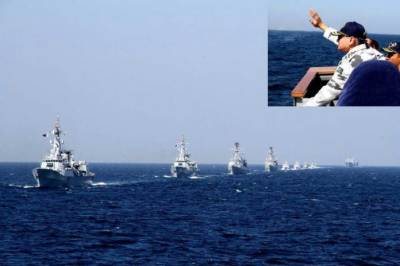 Pakistan Navy chief reaffirms resolve to safeguard seaward defence