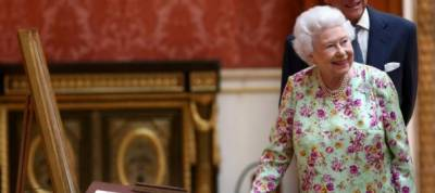 Queen and husband Philip celebrate 70 years of marriage, quietly