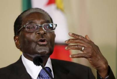 Robert Mugabe resigns ending 4 decades of rule