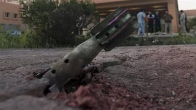 Russian Embassy in Syrian capital under rocket attack