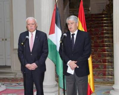Spain to recognize Palestine next month after agreement within EU