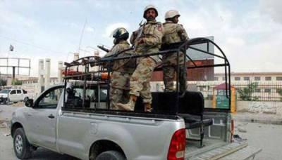 Two insurgents killed in Turbat rescue operation
