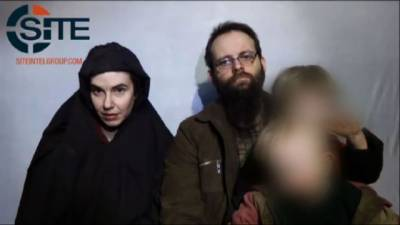 US mother held hostage by Taliban reveal further inside stories of captivity