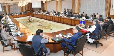 Federal Cabinet meeting takes number of important decisions