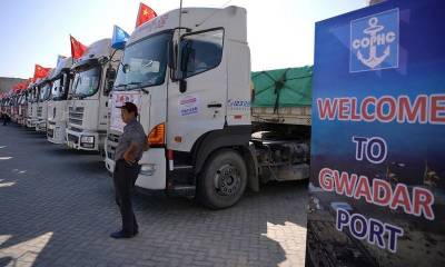 CPEC: China to get 91% of the Gwadar Port income for next 40 years