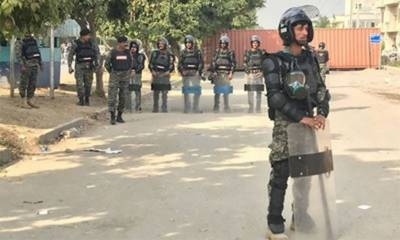 Faizabad sit-in: Punjab Rangers take forward positions