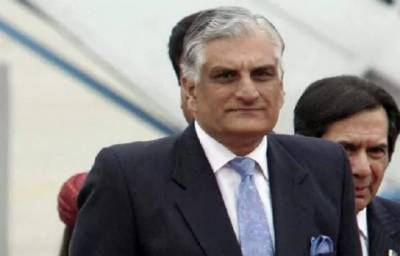 Law Minister Zahid Hamid resigns from his post