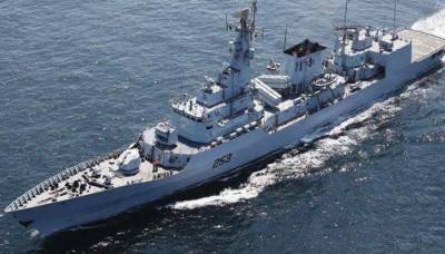 Pakistan Navy ship to arrive in China for joint Naval exercise