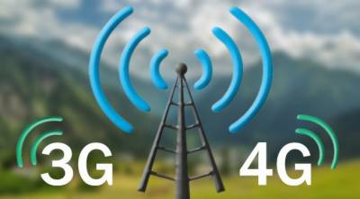 3G - 4G services being launched in AJK