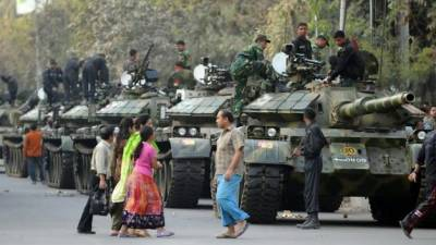 Bangladesh upheld death penalty for 139 Army officials over mutiny