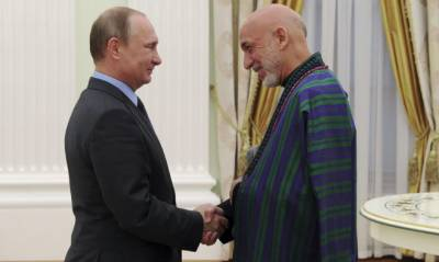 Hamid Karzai wants Afghanistan's strategic ties with Russia, other neighboring countries
