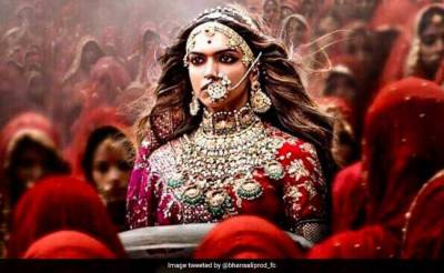 India has become Taliban state, claims Congress over Padmavati row