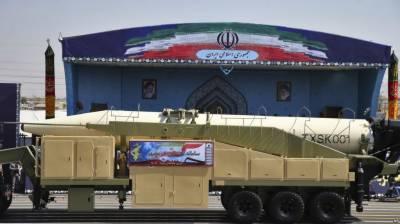 Iran warns it will increase missile range