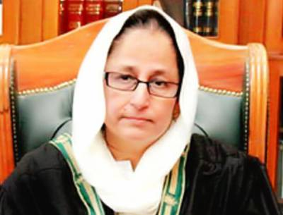 Justice Syeda Tahira Safdar takes oath as acting Chief Justice of Balochistan High Court