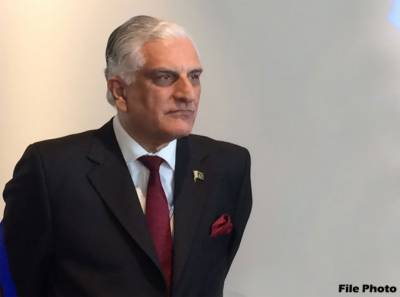 Law Minister Zahid Hamid resigns