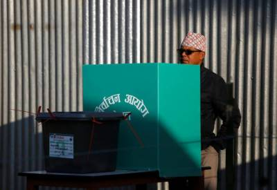 Polling held for first phase of parliamentary & provincial elections in Nepal