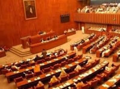Senate to take up 'The Constitution (Amendment) Bill' on Monday