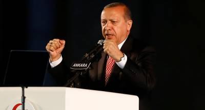 Turkish President Tayyip Erdogan vows to resign