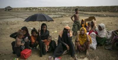 UK to provide £12m for Rohingya refugees