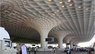 Bomb threat by ISIS at Mumbai Airport, Security Agencies takeover charge