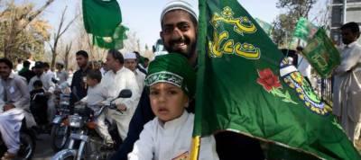 Eid Milad-un-Nabi preparations in full swing