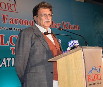 Govt paying special attention to power, tourism sectors: AJK PM