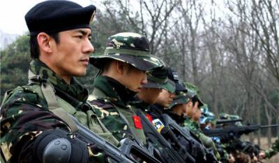 In an unprecedented move Chinese Army troops to land in Syria for counter terrorism operations