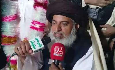 Khadim Hussain Rizvi announces long March towards Islamabad, martyrs blood not to go waste