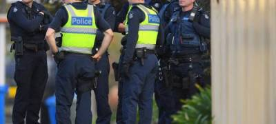 Police foil 'attack' on school in Australia
