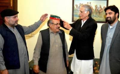 QWP General Secretary joins PTI