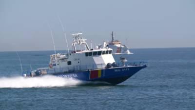 Romania's coastguard rescues 66 migrants