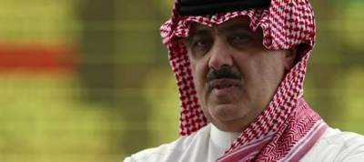 Senior Saudi prince freed in $1 billion settlement agreement