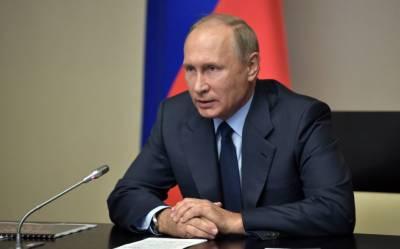 Vladimir Putin warns of Russian demographic decline