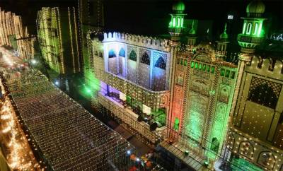 Eid Milad-un-Nabi (PBUH) to be celebrated on Friday