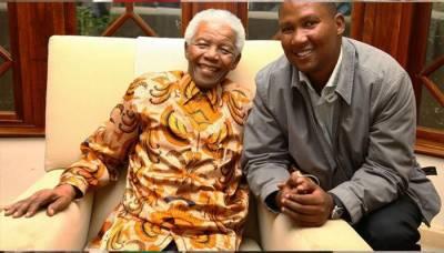 Grandson of Nelson Mandela arrives in Pakistan on Dr Tahir ul Qadri invitation