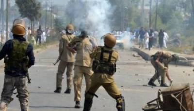 Indian Army using chemical weapons in occupied Kashmir, Pak demands probe