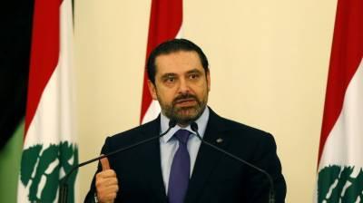 Lebanon's Hariri may withdraw resignation