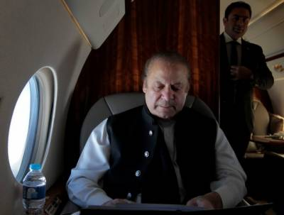 Nawaz Sharif to leave for London