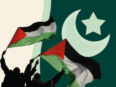 Pakistan reiterates support for Palestinian Cause