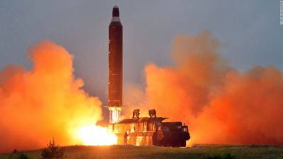 Russia responds to the North Korea ballistic missile launch