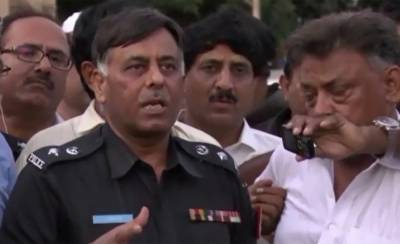 SSP Rao Anwar: Inquiry ordered by IG Sindh